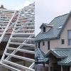 Tại sao giá thành mái tôn thấp hơn so với mái ngói?