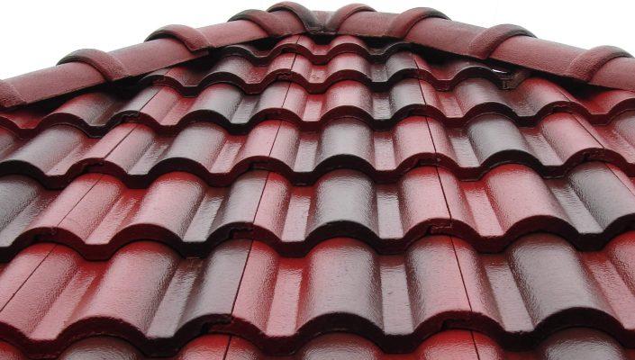 Bạn nên chọn màu ngói phù hợp với màu chủ đạo của công trình